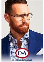 Prospectus C&A : Collection Business / Homme