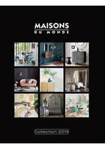 Prospectus Maisons du Monde : Collection 2019
