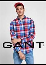 Prospectus GANT : Chemises Pour Homme