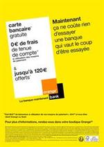 Prospectus  : Orange Bank