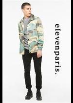 Prospectus ElevenParis : Nouvelle Collection / Homme