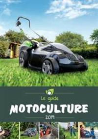 Prospectus Point Vert AYDOILLES : Le Guide Motoculture 2019