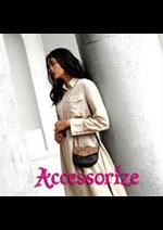 Promos et remises  : Accessorize Lookbook
