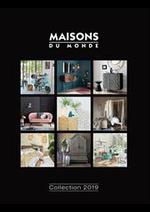 Prospectus Maisons du Monde : Maisons Collection 2019