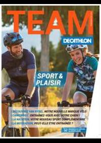 Prospectus DECATHLON : decathlon magazine team