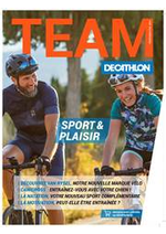 Prospectus DECATHLON : decathlon magazine team