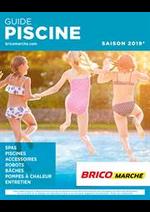 Prospectus Bricomarché : Guide Piscine