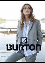 Prospectus Burton : Veste Femme