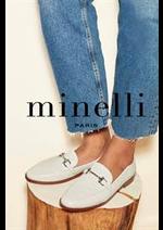 Prospectus Minelli : Tendances Femme