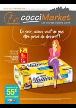 Prospectus CocciMarket : Ce soir, mieux vaut ne pas être privé de dessert!