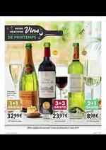 Prospectus Carrefour Express : Notre selection vins