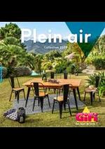 Prospectus Gifi : Plein Air 2019