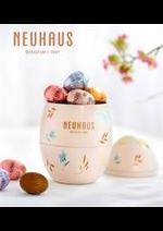 Prospectus Neuhaus : Chocolates Neuhaus