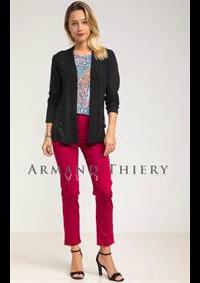 Prospectus Armand Thiery ARCUEIL : Pulls & Cardigans Femme