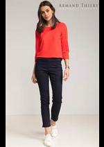 Prospectus Armand Thiery Femme : Pantalons Femme