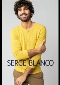 Prospectus Serge Blanco PARIS : Collection Pulls Homme