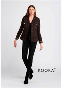 Prospectus KOOKAÏ Gennevilliers : Collection Vestes