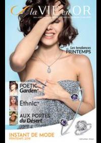 Prospectus Auchan Mulhouse : La Vie en Or