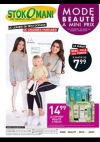 Prospectus Stokomani Wittenheim : Mode Beauté à mini prix