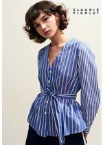Prospectus Claudie pierlot  : Tendances China Blue