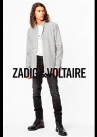 Prospectus Zadig et Voltaire PARIS 16 bis rue de Passy : Nouveautés Homme