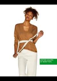 Prospectus United Colors Of Benetton PARIS : Nouveautés / Femme