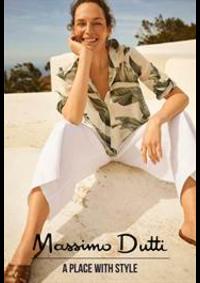Prospectus Massimo Dutti PARIS 24 RUE ROYAL PL. DE LA MA : A Place with Style