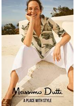 Prospectus Massimo Dutti : A Place with Style