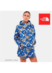 Prospectus The North Face PARIS BEAUGRENELLE : The north face Women