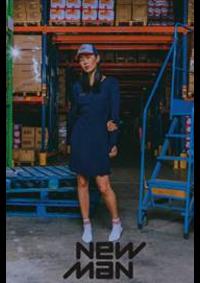 Prospectus New Man BESANCON : Mode Femme