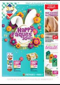 Prospectus Leader Price Saint-Leu-la-Forêt : Happy Pâsques 30 ans