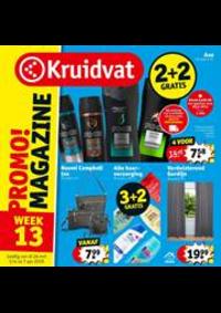 Prospectus Kruidvat BRUSSEL : Folder Week 13-14
