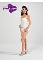 Prospectus Point mariage : Collection Lingerie