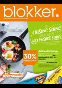 Prospectus BLOKKER Brussel : Blokker depliant