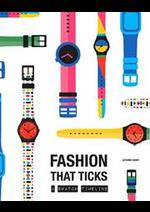 Prospectus Swatch : Fashion That Ticks