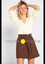 Prospectus Cache Cache : Jupes Femme