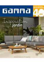 Prospectus GAMMA : Inspiration Jardin