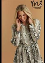 Prospectus MS mode : Vestes Femme