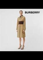 Prospectus Burberry : Nouvelle Colleciton / Femme