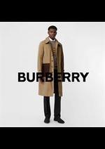 Prospectus Burberry : Le Trench- Coast Homme