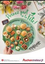 Prospectus Auchan : Prenez part à la fête !