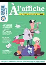 Prospectus E.Leclerc : À L'AFFICHE