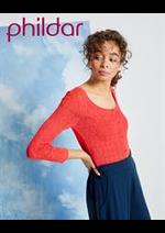 Prospectus Phildar : Printemps Été femme