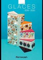Promos et remises  : CARTE GLACES 2019-2020