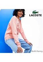 Promos et remises  : Lacoste Keith Haring