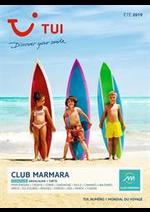 Promos et remises  : Club Marmara