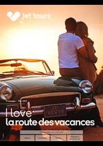 Promos et remises  : I love la route des vacances
