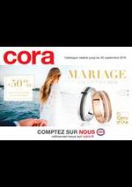 Prospectus Cora : Mariage Collection 2019