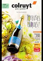 Promos et remises  : Joyeuses Pâques!