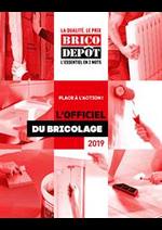 Promos et remises  : L'Officiel du Bricolage 2019